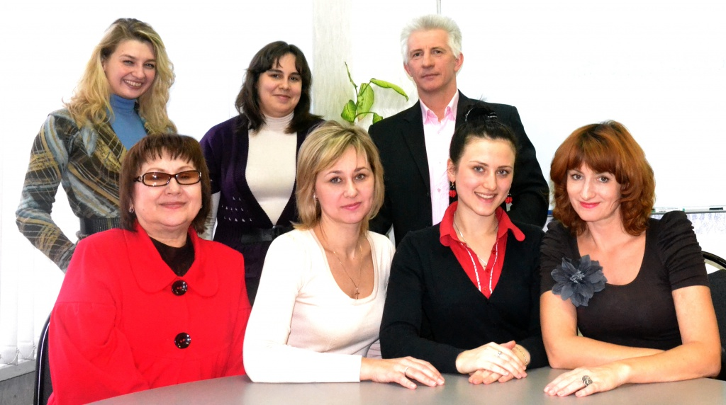 Преподаватели кафедры Психологии (2010г.).JPG