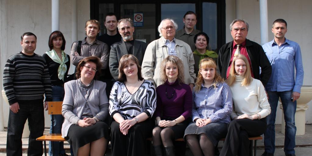Преподаватели кафедры Истории и философии(2010г.).JPG
